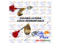 CUCHARILLA EVIA LUCIO 7B ORO 18gr.