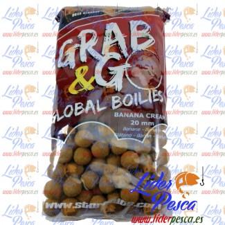 BOILIES STAR BAIT GRAB & GO BANANA 20mm.
