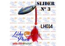 CUCHARILLA GV TITAN SLIDER Nº3. 12,5 gr. LH014