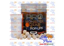 BOILIES PROBIOTIC POP-UPS PRO MOSTERCRAB 14mm. 60gr. BP