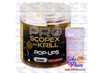 BOILIES PROBIOTIC POP-UPS PRO SCOPEX y KRILL 14mm. BP