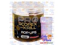 BOILIES PROBIOTIC POP-UPS PRO SCOPEX y KRILL 14mm. BP