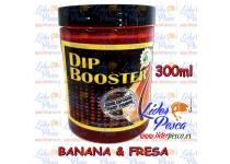REMOJO POISSON FENAG, BANANA & STRAMBERRY 300ml DIPS BOOSTER