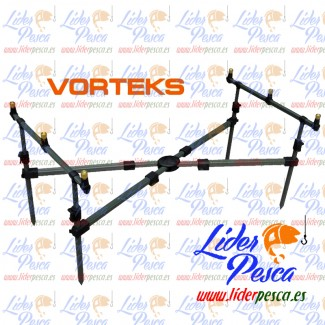 TRIPODE X133 ROD POD 4 PATAS VORTEKS 254075