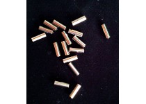 TUBO REMACHE PARA CABLE DE ACERO 1,4 -2,16 60 Lbs.