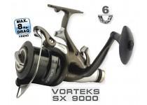 CARRETE SX 9000 VORTEKS, GRAUVELL 1300090