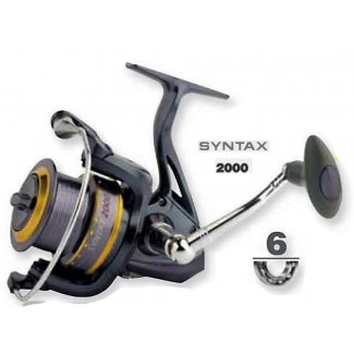CARRETE SYNTAX 2000 GRAUVELL 320200