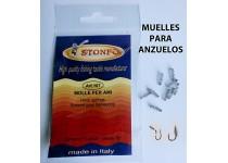 MUELLE PARA CEBAR MASILLA EN EL ANZUELO, Nº2 YUKI S107-2