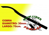 TUBO CEBADOR COBRA 30mm. 70cm. YUKI